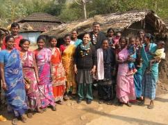 Village women