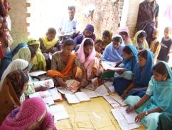women's literacy program