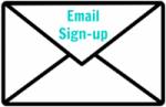 Sign up to receive our newsletters!